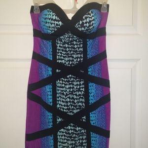 Rampage Dress Size Medium Euc